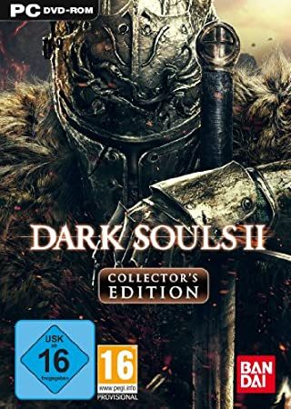 Dark Souls II - Collector's Edition (PC DVD)
