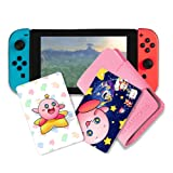 NFC Cards for Kirby Star Allies Switch - 5pcs Cards with Holder
