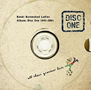 Disc One 1991-2001 : All Their Greatest Hits