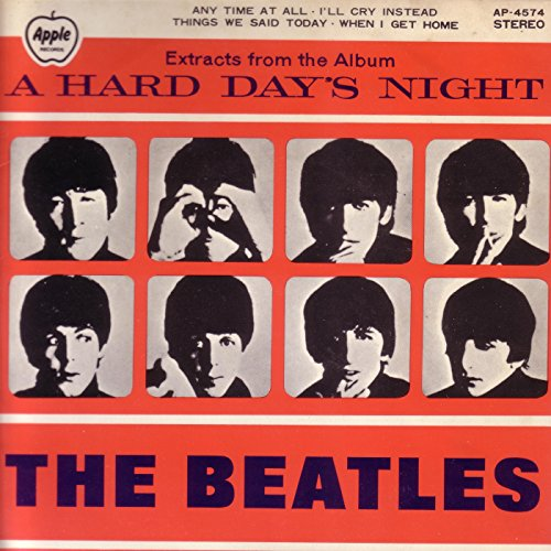 The Beatles - Extracts From the Album A Hard Days Night - Zortam Music
