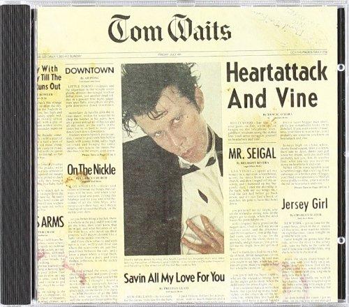 Tom Waits - Heartattack & Vine - Zortam Music