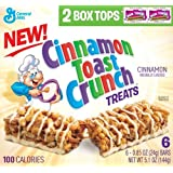 General Mills Cinnamon Toast Crunch Treats , 5.1-Ounce