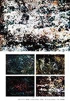 汚れテクスチャー素材集2(著作権フリー素材集・商用利用可・高解像度JPG&背景透過PNG収録)