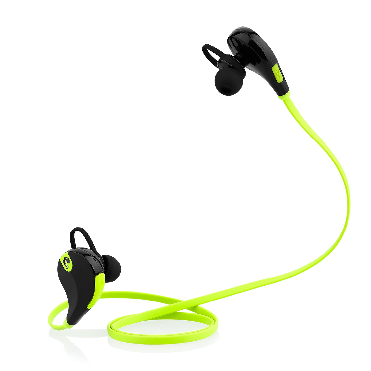 Bluetooth in ear headphones come cheap and great sound for price together with sports feature