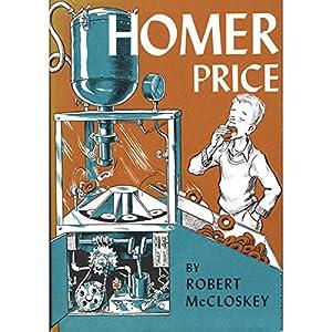 Homer Price Stories Audiobook