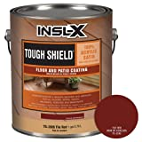 INSL-X TS350509A-01 Tough Shield Floor and Patio Coating Paint, 1 Gallon, Tile Red (Color: Tile Red, Tamaño: 1 Gallon)