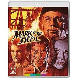 Mark Of The Devil Blu-Ray + DVD [Blu-ray]