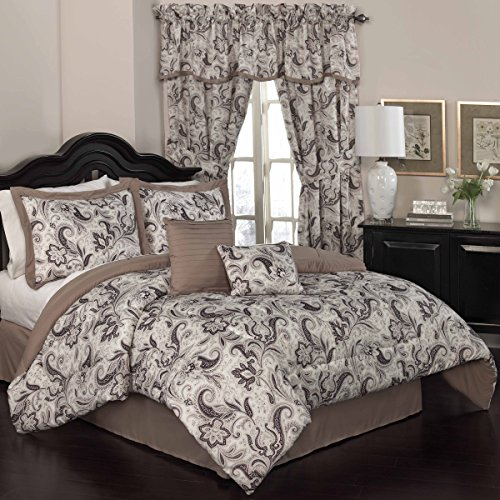 Traditions By Waverly 6 Piece Rustic Retreat Comforter