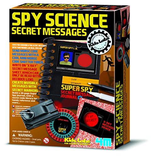 4M - Secret Messages (004M3295)
