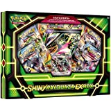 Pokemon Mega Shiny Rayquaza EX Collection Box
