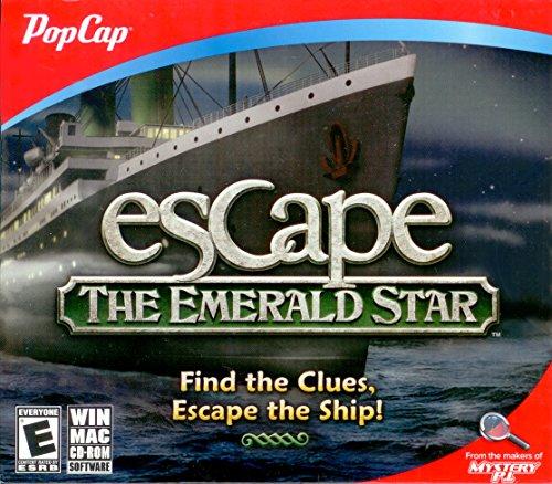 Escape The Emerald Star Jewel Case - PC