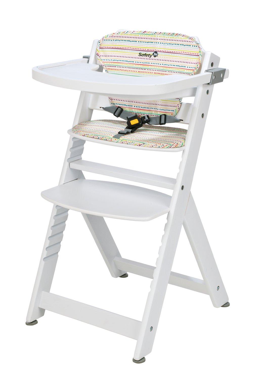 Chaise haute evolutive bois - Chaise en bois blanc pas cher ...