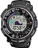 Casio PRW2500-1A  Digital ProTrek Pathfinder  Black Watch