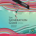 The Generation Game Audiobook by Sophie Duffy Narrated by Fiona Paul
