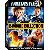 Fantastic Four Collection (Fantastic Four/ Fantastic Four: Rise of the Silver Surfer) ~ Ioan Gruffudd