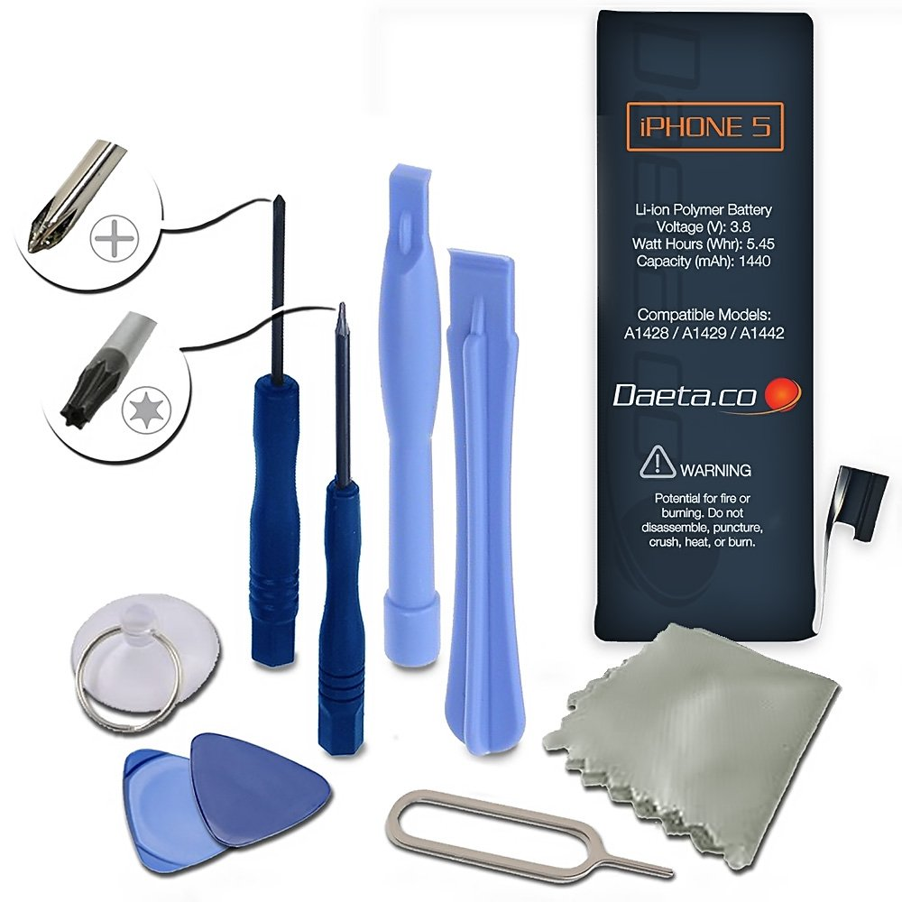 iphone 5 battery replacement instructions