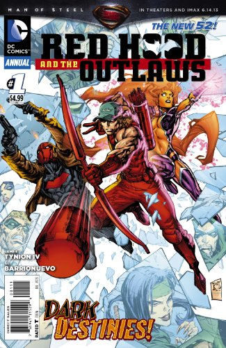 Red Hood and the Outlaws Annual #1 (New 52) (Red Hood And The Outlaws New 52 compare prices)