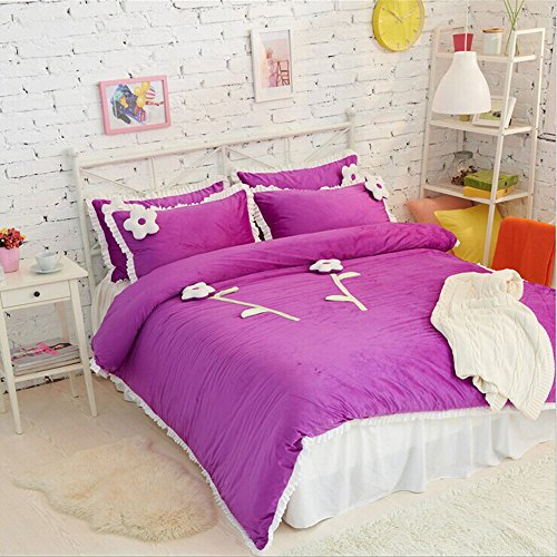 Queen Size Princess Bedding 3710 front
