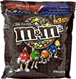 M&M's Milk Chocolate Candy, 42-Ounce Package