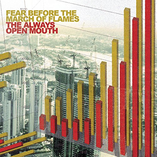 CD : Fear Before the March of Flames - Always Open Mouth (CD)