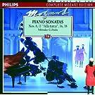 Mozart: Piano Sonatas Nos.8,11