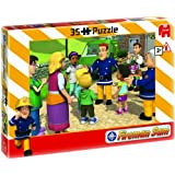 Fireman Sam Jigsaw Puzzle (35 Pieces) (Assorted Puzzle)