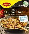 Maggi fix und frisch für Reis Djuvec, 20er Pack (20 x 31 g) von Maggi - Gewürze Shop