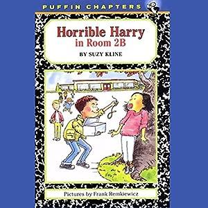Horrible Harry in Room 2B Audiobook