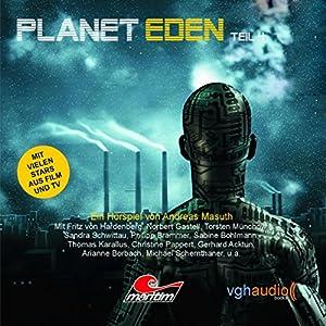 Planet Eden 4 Hörspiel