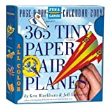 365 Tiny Paper Airplanes 2009 Calendar (Page a Day Fun & Games Calendr)