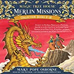Merlin Missions Collection: Books 9-16: Dragon of the Red Dawn; Monday with a Mad Genius; Dark Day in the Deep Sea; Eve of the Emperor Penguin; and more | Mary Pope Osborne