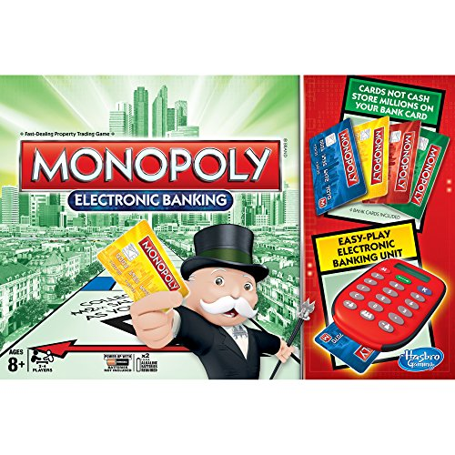 Monopoly Electronic Banking Game (Red Monopoly Hotels compare prices)