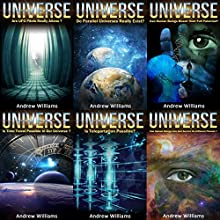 Universe 6-Book Bundle Audiobook by Andrew Williams Narrated by Vanessa Moyen