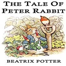 The Tale of Peter Rabbit Audiobook by Beatrix Potter Narrated by Redd Horrocks