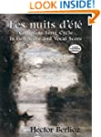 Les Nuits d'�t�: Complete Song Cycle...