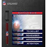Turner Buffalo Bills Magnetic To Do Notes, 4 Pack (8730196) Amazon.com