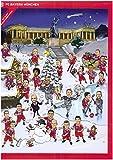 FC Bayern Adventskalender 2014