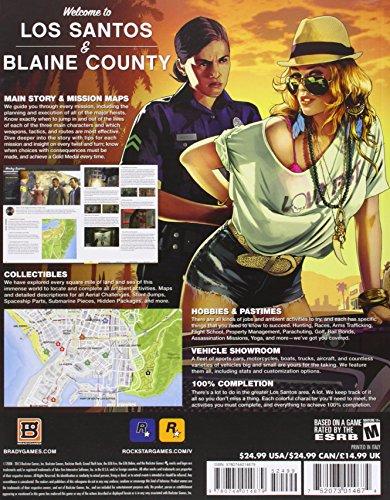 Grand Theft Auto 5 Signature Series Guide
