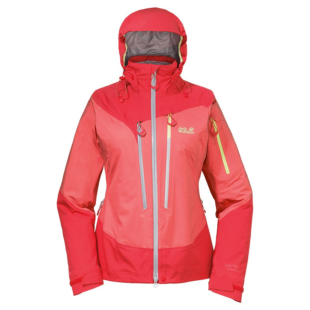 Damen Bergsportjacke / Trekkingjacke High Amperage Jacket Women