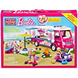 Megabloks - Barbie - 80293 - Jeu De Construction - Le Camping-Car De Luxe