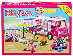 Mega Bloks Barbie Camper