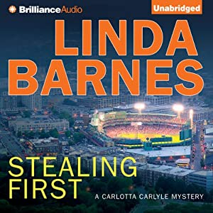 Stealing First: A Carlotta Carlyle Short Story | [Linda Barnes]