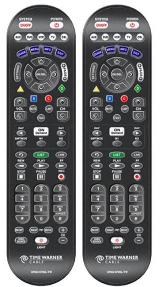Amazon.com Clikr-5 Time Warner Cable Remote Control Ur5u-8780l (  sc 1 st  Box Information Center & Cable Converter Box - Connecting Time Warner Cable Box To Tv Aboutintivar.Com