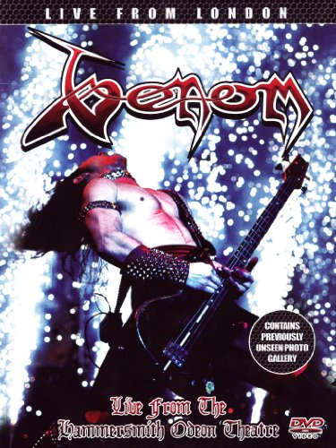 Venom - Live from Hammersmith Odeon Theatre