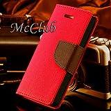 Samsung Galaxy Grand Duos I9082 / 9082 Stylish Luxury Mercury Magnetic Classy Lock Diary Wallet Flip Cover By McClub