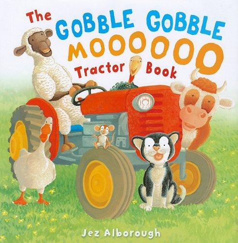 The Gobble, Gobble, Moooooo Tractor Book PDF