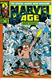 img - for Marvel Age - The Official Marvel News Magazine #15: Archie Goodwin Interview (Marvel Comics) book / textbook / text book