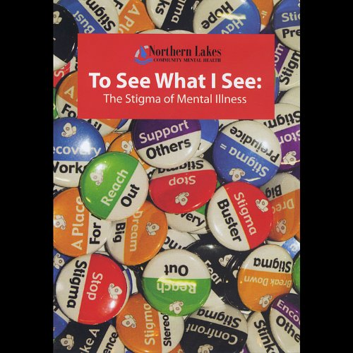 To See What I See: The Stigma Of Mental Illness front-956085
