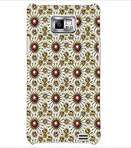 PRINTSWAG SPARKLE PATTERN Designer Back Cover Case for SAMSUNG GALAXY S2