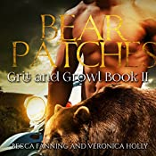 Bear Patches: Grit and Growl, Book 2 | Becca Fanning